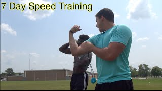 Download 7 Days To Run Faster - 2 Speed Training Drills (Bodyweight) Video