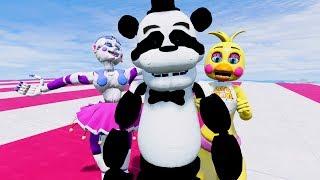 Download PANDA FREDDY IS HERE! (GTA 5 Mods For Kids Redhatter) Video