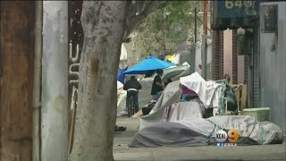 Download LA Considering Bringing Back Sidewalk Sleeping Ban Video