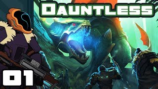 Download Let's Play Dauntless [Alpha] - PC Gameplay Part 1 - I Am The Indomitable Chin! Video