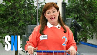 Download Cut For Time: Supermarket Spree (Melissa McCarthy) - SNL Video