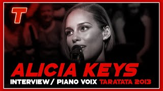 Download Alicia Keys Interview + piano voix (Intégrale) Video