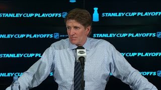 Download Maple Leafs Post-Game: Mike Babcock - April 23, 2017 Video