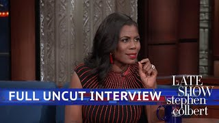 Download The Omarosa Interview: Full, Uncut Version Video