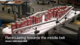 Download Recirculating Accumulation Conveyors Reduce Product Jams Video