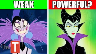 Download Who Is The Most Powerful Disney Villain Video