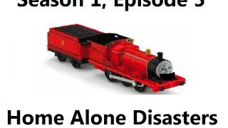 Download Tomy T&F - Season 1 - Episode 5 - Home Alone Disasters - Part 2 Video