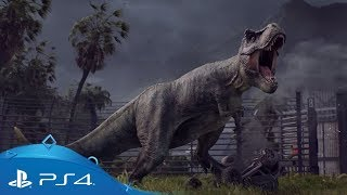Download Jurassic World Evolution | Announcement Trailer | PS4 Video