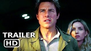 Download THE MUMMY Trailer + Zero Gravity Featurette (2017) Tom Cruise Adventure Movie HD Video