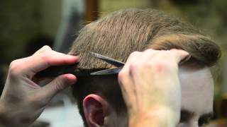 Download Classic Haircut by The Barber Luke Video