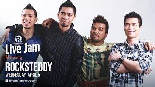 Download Rappler Live Jam: Rocksteddy Video