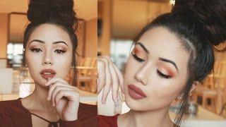 Download Fall Makeup Glam GRWM | Lisa Lorles Video