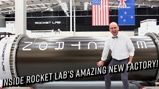 Download Exclusive look inside the world's newest rocket factory! Video