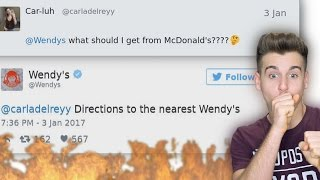 Download Wendy's Is Roasting People On Twitter Video