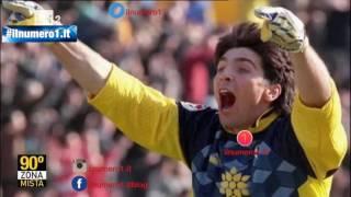 Download Parma-Milan 0-0 l'esordio di buffon Video