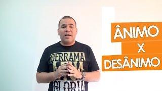 Download Discipulado um a um na prática - #1 Ânimo x Desânimo - Pr. Bruno Monteiro Video