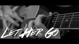 Download Passenger - Let Her Go (fingerstyle guitar cover by Peter Gergely) [WITH TABS] Video