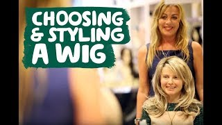 Download Tutorial: Choosing and Styling a Wig for Hair Loss Video