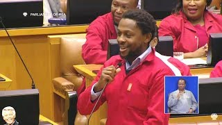 Download FUNNY - Dr Ndlozi Being Very Nice In Parliament Video