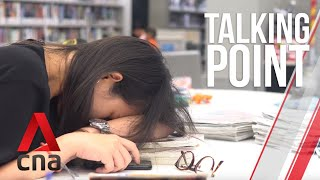 Download CNA | Talking Point | E14: How can I get enough sleep? Video
