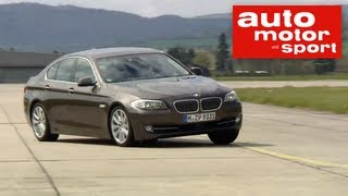 Download Einzeltest BMW 535d Video