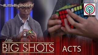 Download Little Big Shots Philippines: Franco   10-year-old Cuber Video