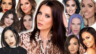 Download Full Face of YouTubers Makeup Video