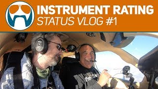 Download Mostly not SCREWING UP radio work - TBM 850 - IFR Status VLOG #1 Video