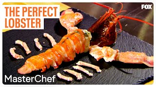 Download Gordon Ramsay Demonstrates How To Cook The Perfect Lobster | Season 7 Ep. 6 | MASTERCHEF Video