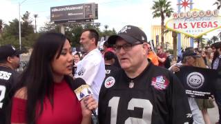 Download EMOTIONAL LAS VEGAS RAIDERS FANS REACT TO NEWS RAIDERS WILL MOVE TO VEGAS Video