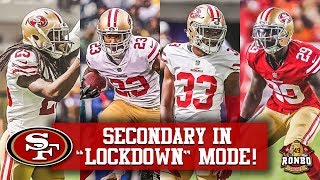 Download 49ers Practice Report - Jimmy Garoppolo Has 5-interceptions, Defensive Secondary Dominates Video