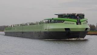 Download VERY SPECIAL 'GREENSTREAM' SPOTTED IN A DUTCH CANAL - #513NL Video
