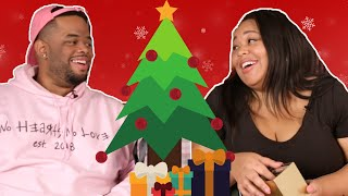 Download Exes Give Each Other Christmas Gifts Video