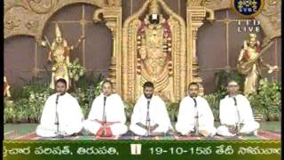 Download SVBC TTD-Chaturvedaparayanam 16-10-15 Video