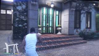 Download GTA V - Stop firing rockets at my house! Video