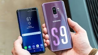 Download Samsung Galaxy S9 hands-on Video