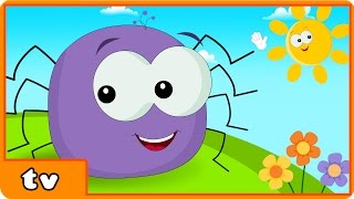 Download Incy Wincy Spider | Itsy Bitsy Spider | Plus Lots More Popular Nursery Rhymes By Hooplakidz TV Video