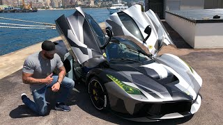 Download LE MISSILE !! LAFERRARI CAMOUFLAGE !! ON EMBARQUE !! Video