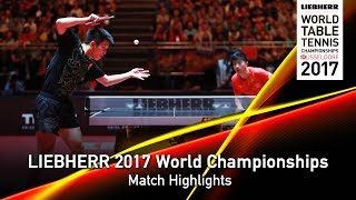 Download 2017 World Championships | Highlights MA Long vs. FAN Zhendong (Final) Video