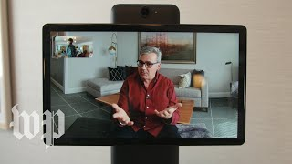 Download Facebook's new video chat camera, Portal, can follow you Video