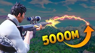 Download *NEW* 5000m RECORD SHOT..!! | Fortnite Funny and Best Moments Ep.349 (Fortnite Battle Royale) Video