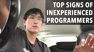 Download Top signs of an inexperienced programmer Video