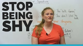 Download Conversation Skills: DON'T BE SHY! Video