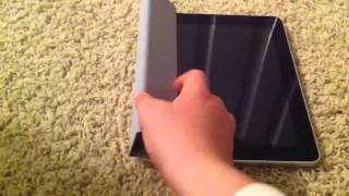 Download iPad 2 Smart-Cover on first generation iPad Video