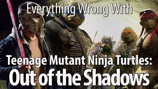 Download Everything Wrong With Teenage Mutant Ninja Turtles: Out of the Shadows Video