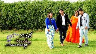 Download 25th Wedding Anniversary Shoot Video
