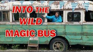 Download Alaska: Small Towns, Healy & ″Into the Wild″ Magic Bus! Video