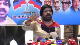 Download T Rajender Press Meet on Simbhu ,Karunas and Jayalalitha Video