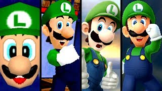 Download Super Mario Evolution of LUIGI WINS By Doing Absolutely NOTHING (N64 to Switch) Video