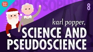 Download Karl Popper, Science, and Pseudoscience: Crash Course Philosophy #8 Video
